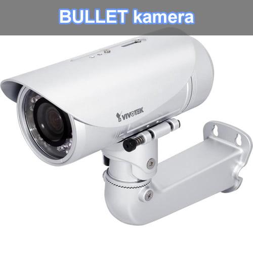 bullet kamera, vse za video nadzor, kamera