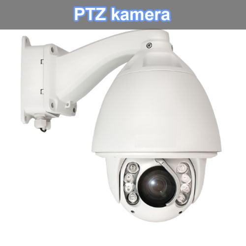 ptz kamera, vse za video nadzor, kamera