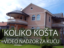 video nadzor za kuću