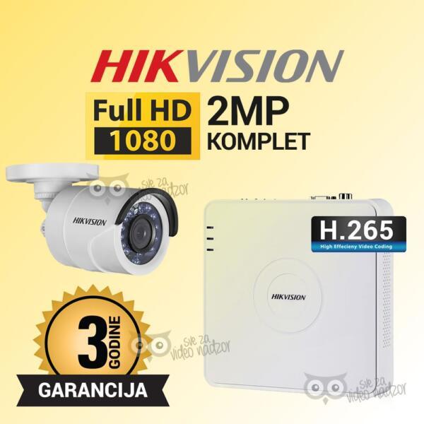 HIKVISION-2MP-DVR-1T-12V-12FPS-2018