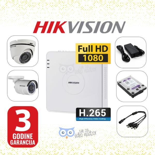 HIKVISION-2MP-DVR-1T-12V-2019