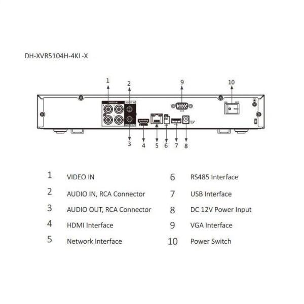 XVR5104H-4KL-X 2