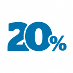 20%-pdv