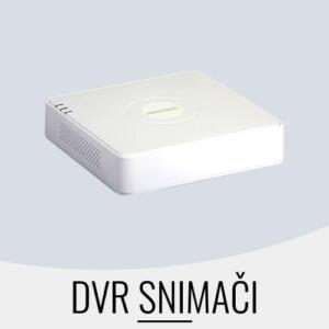 DVR snimači