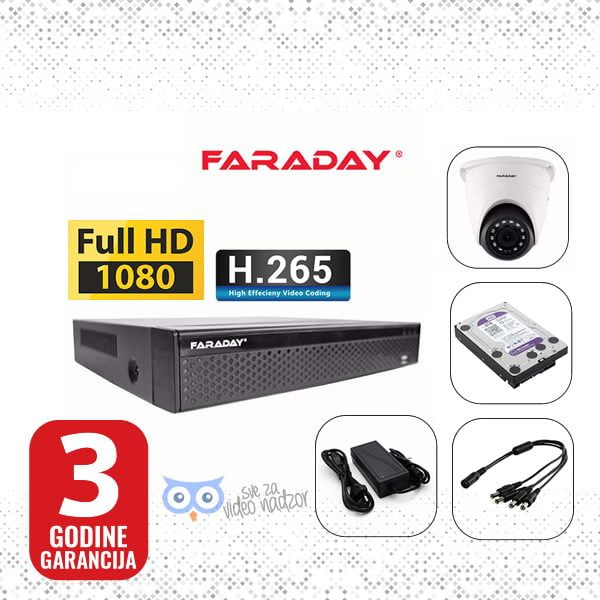 FARADAY-2MP-DVR-1T-12V-15FPS