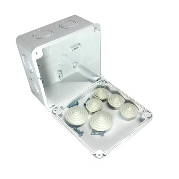 Razvodna kutija za smeštanje konektora 110x110x50mm IP 65