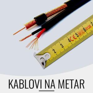 Kablovi na metar